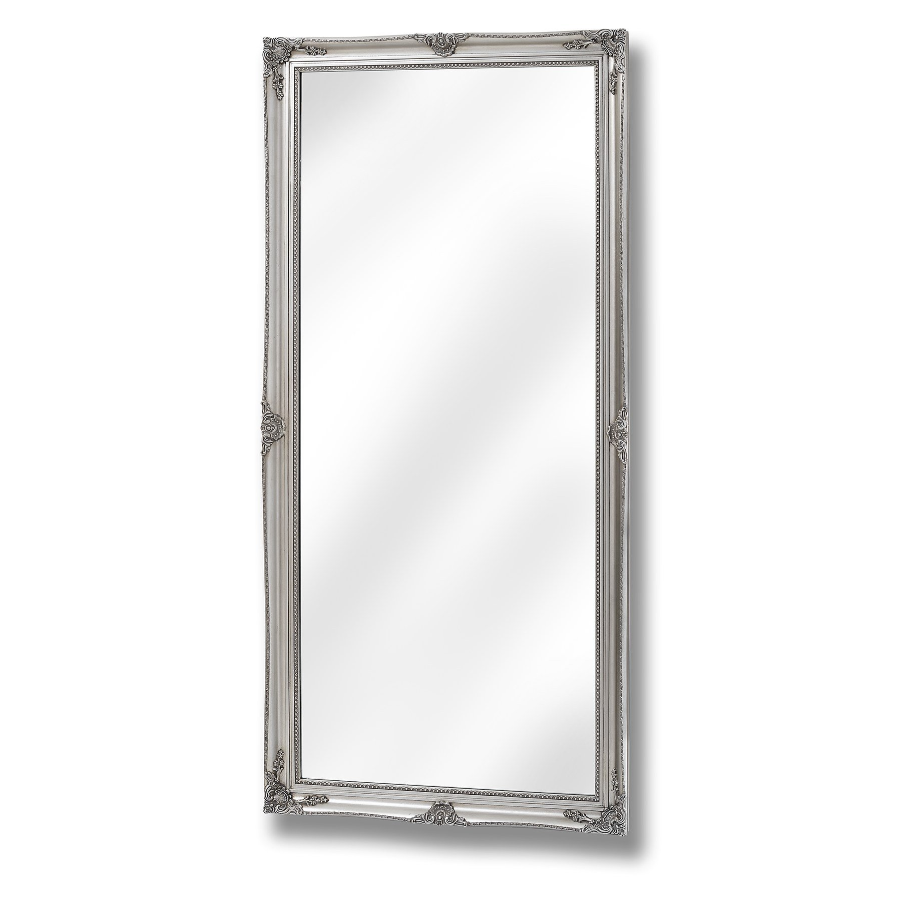 From hill interiors for Silver full length mirror