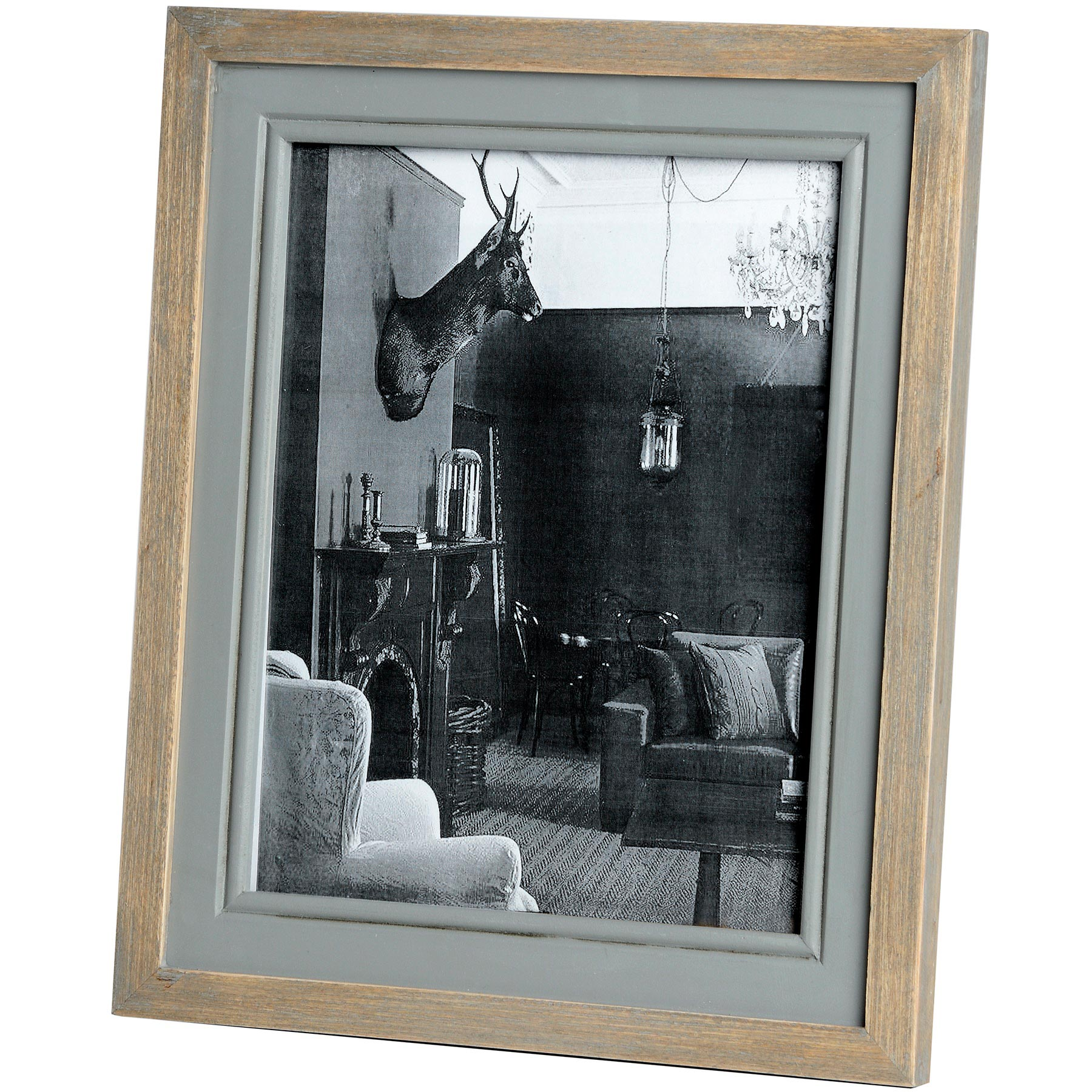 The Churchill Collection Multi Aperture Photo Frame From Hill Interiors