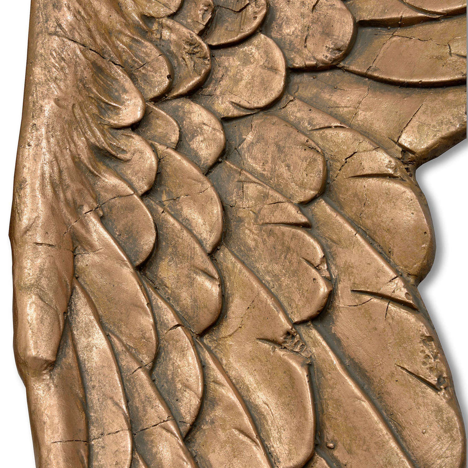 Gold Large Angel Wings - Image 2