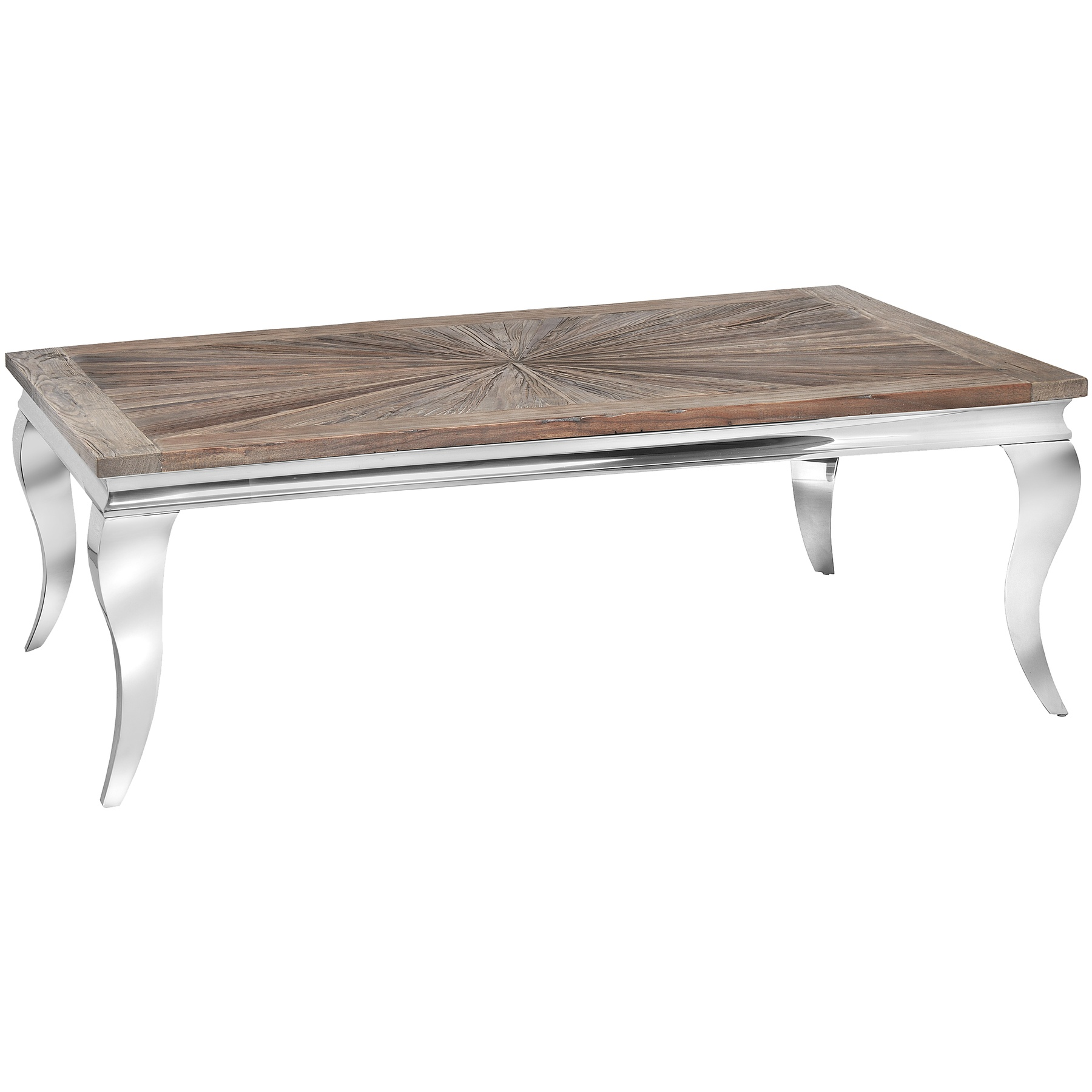 Mayfair Collection Reclaimed Elm Coffee Table From Hill Interiors