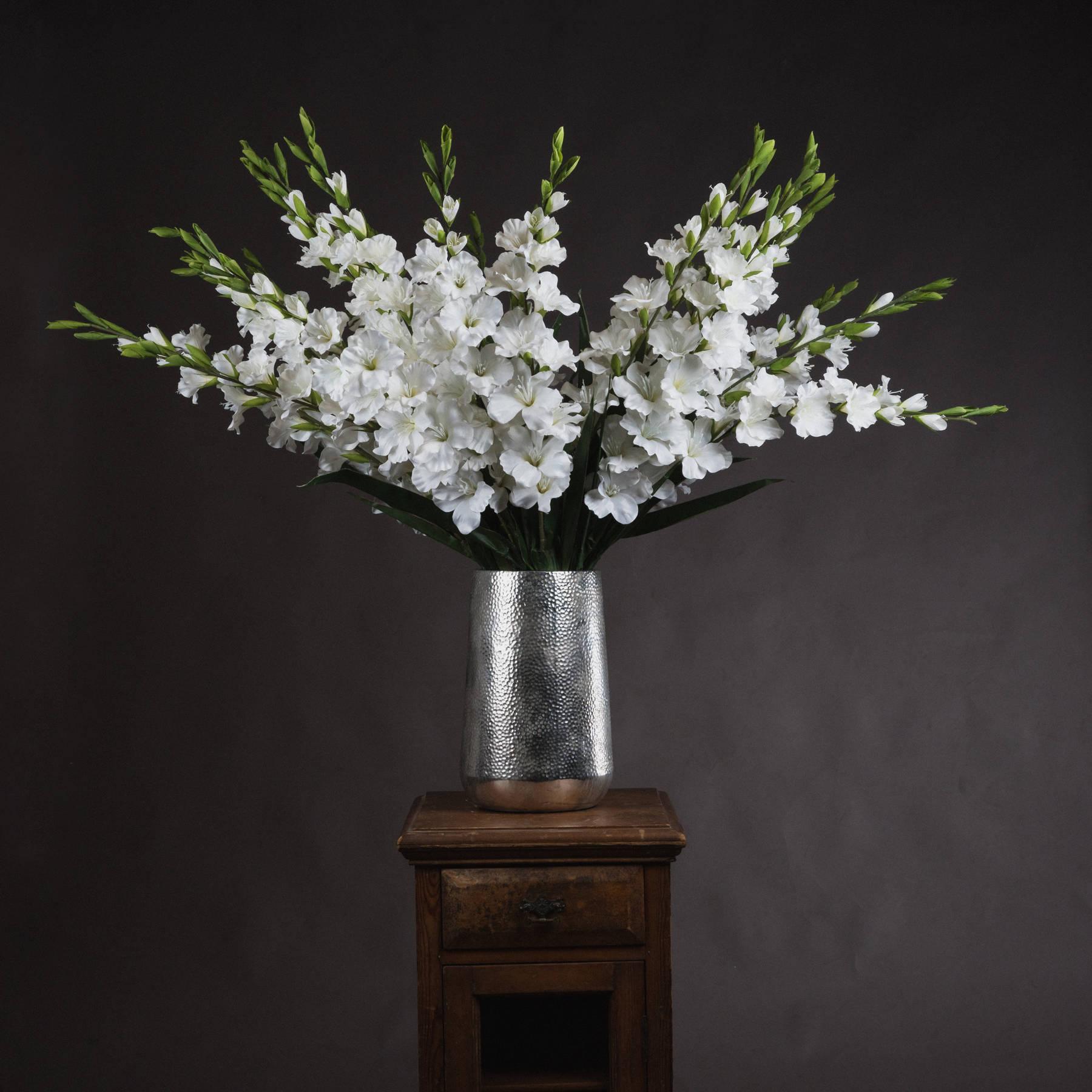 White Gladioli - Image 1