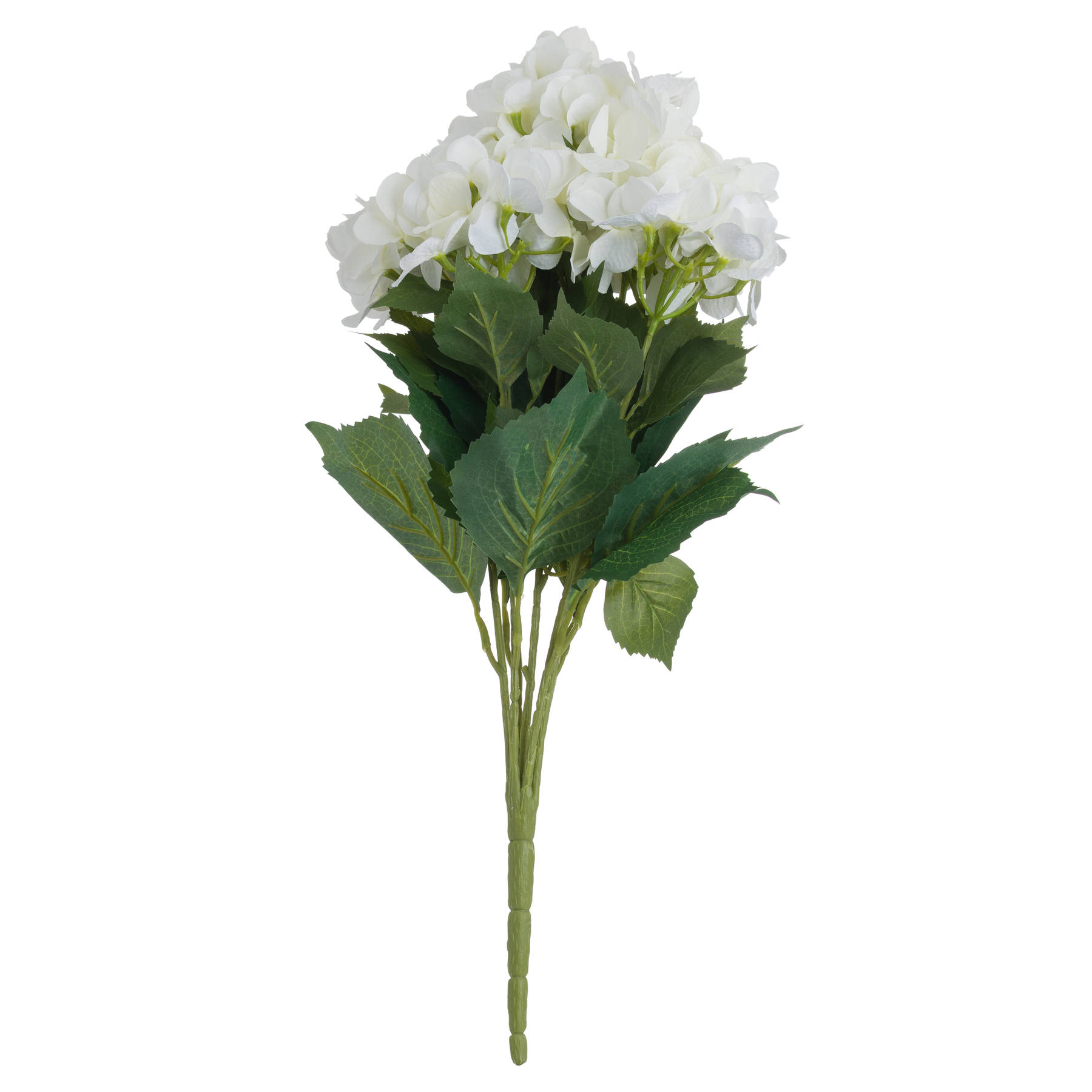 White Hydrangea Bouquet - Image 6