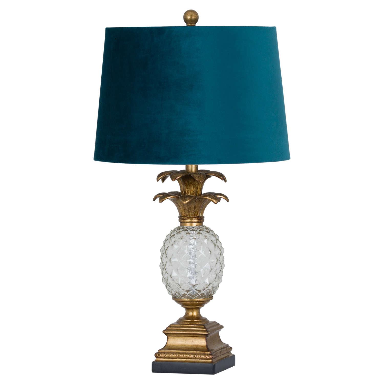 Ananas Glass Table Lamp - Image 1