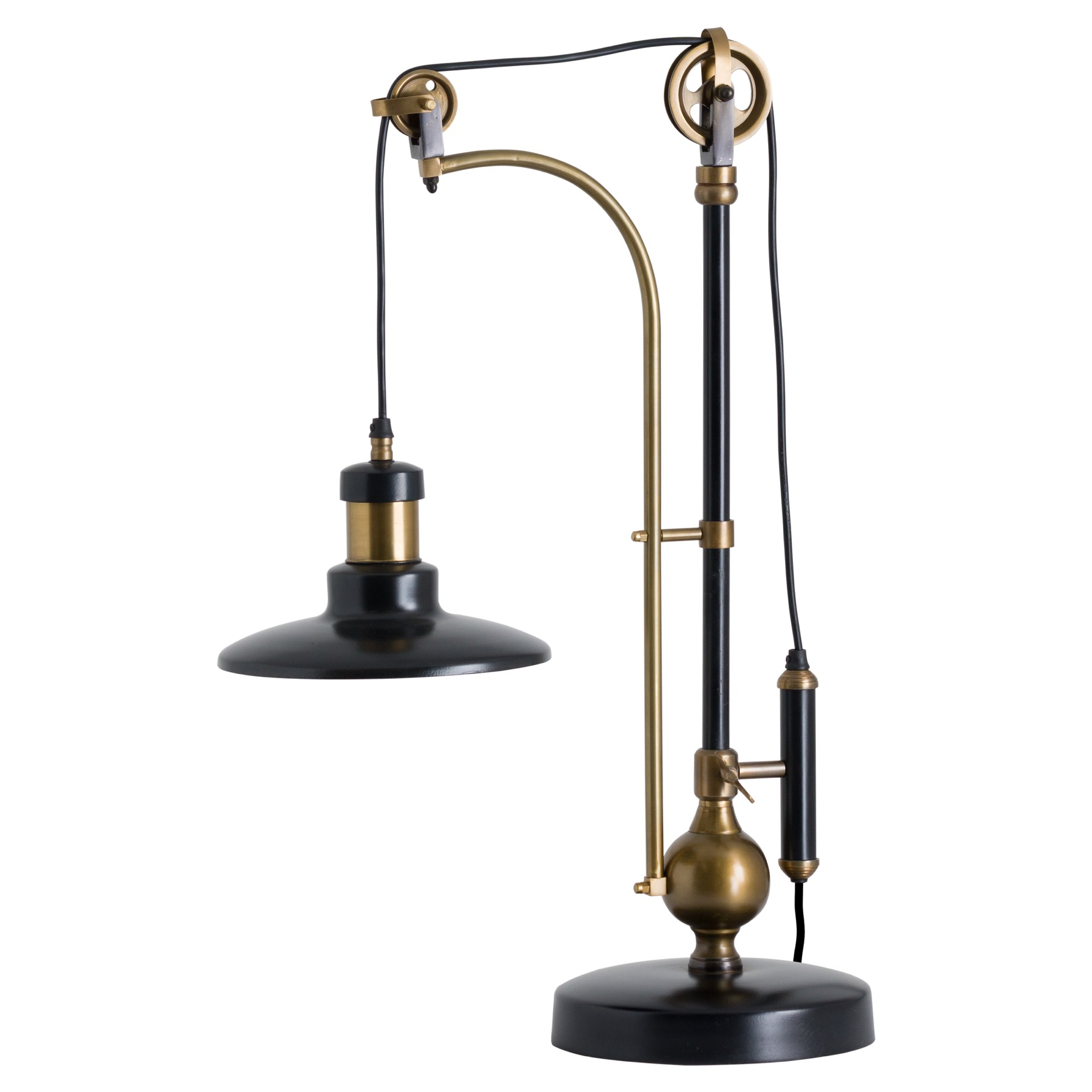 Hudson Adjustable Large Table Lamp - Image 1
