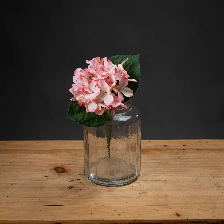 Pink Posy Hydrangea - Image 1