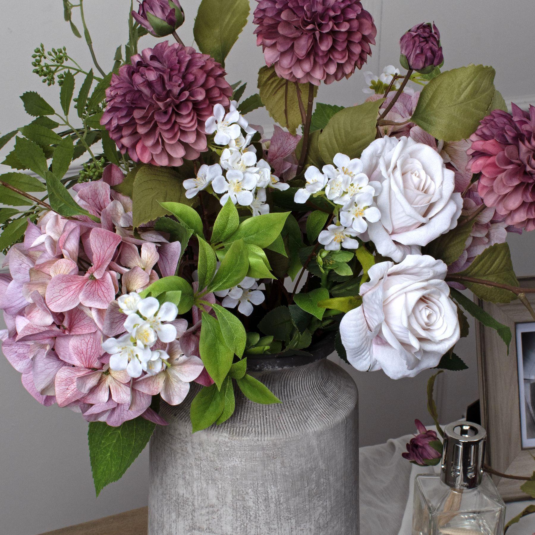Bloomville Urn Stone Vase - Image 4
