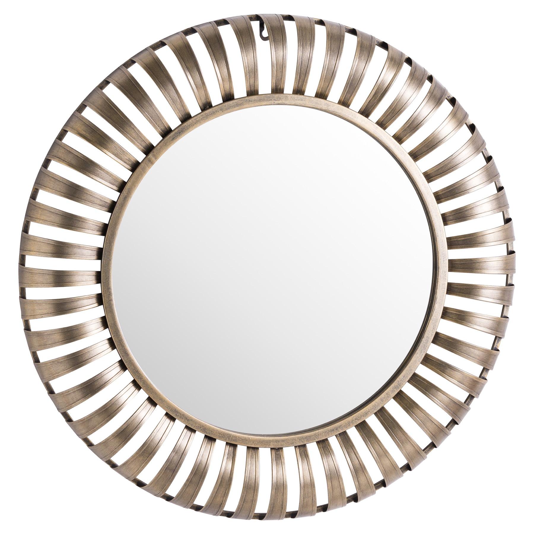 Kensington Large Gold Mirror - Image 1