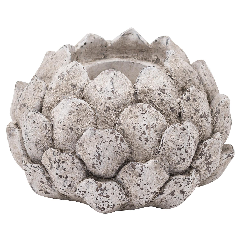 Stone Effect Acorn Tea Light Holder - Image 1