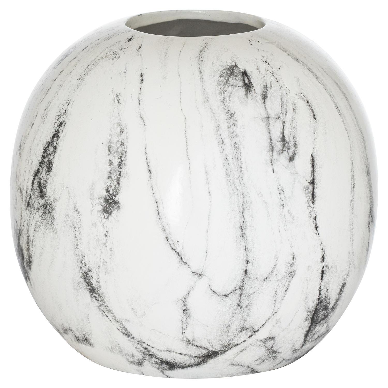 Marble Pudding Vase - Image 1