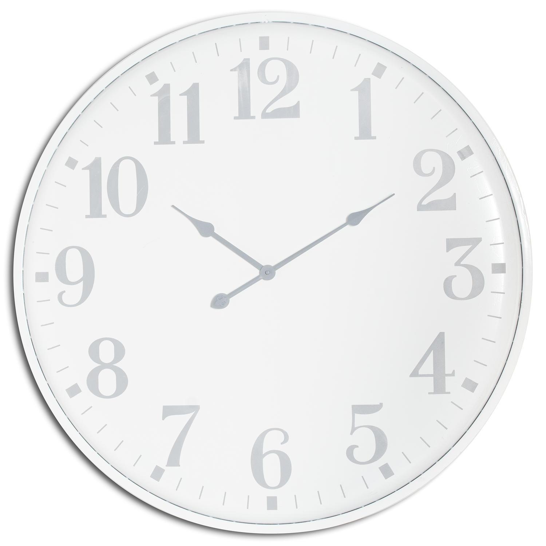 Aubrey Large Wall Clock - Image 1