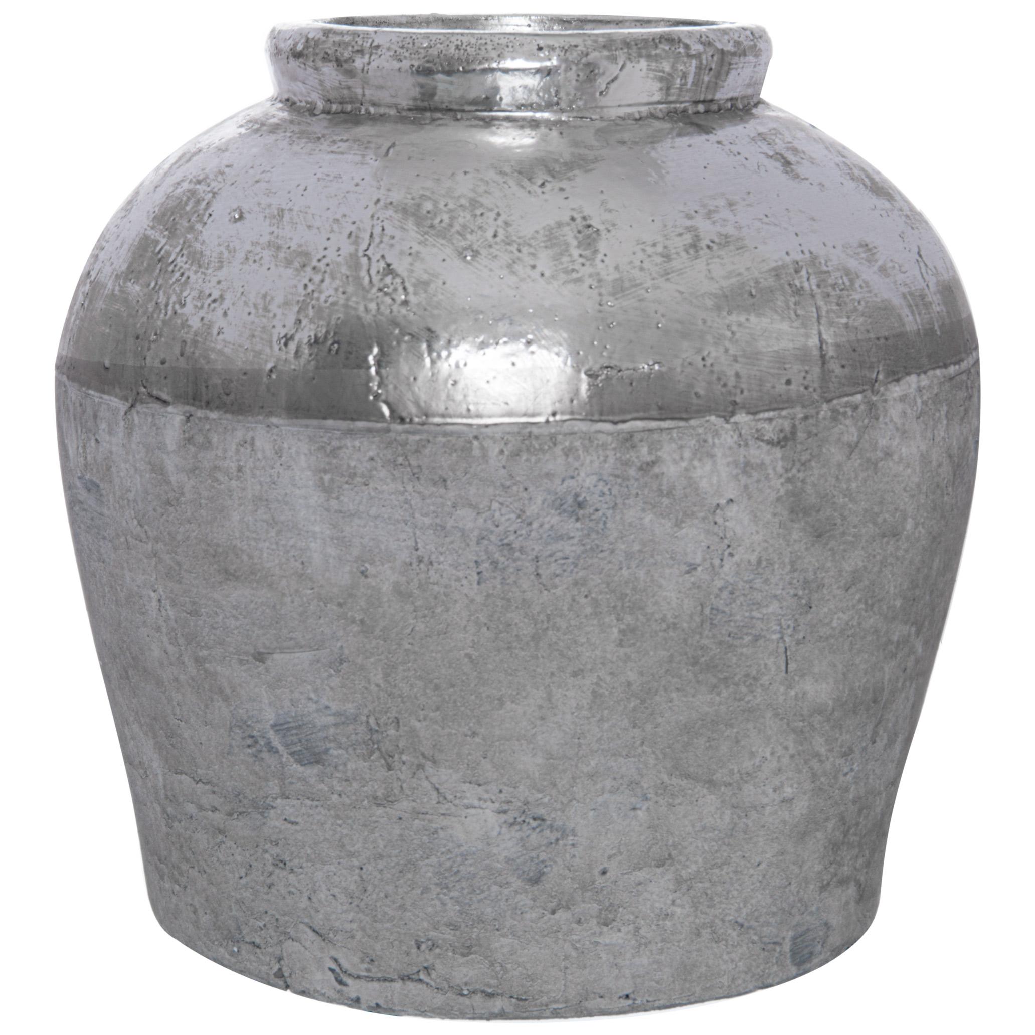 Metallic Dipped Large Juniper Vase - Image 1