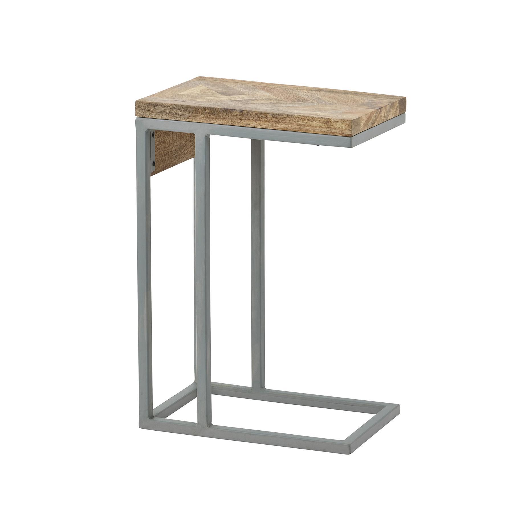 Nordic Grey Collection Sofa Table - Image 1