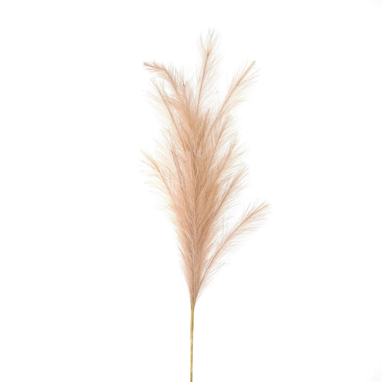 Large Faux Pampas Grass Stem - Image 1