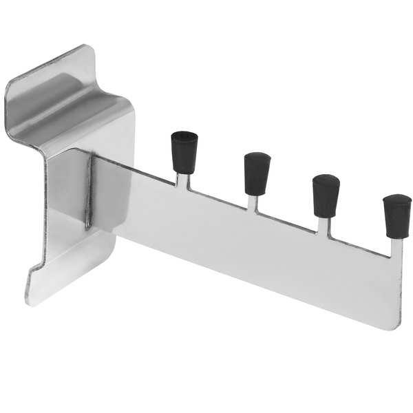 Steel Slat Wall Display Bracket