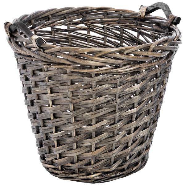 Deep Wicker Basket