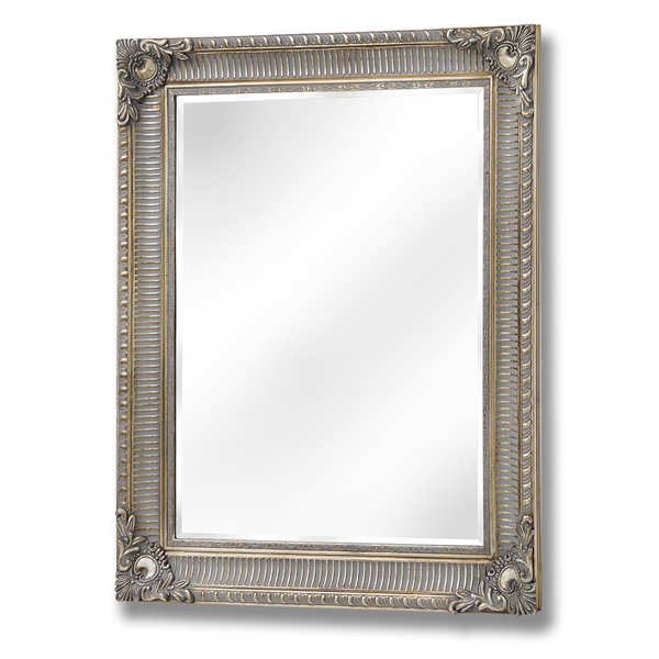 Antique Gold Titanic Wall Mirror