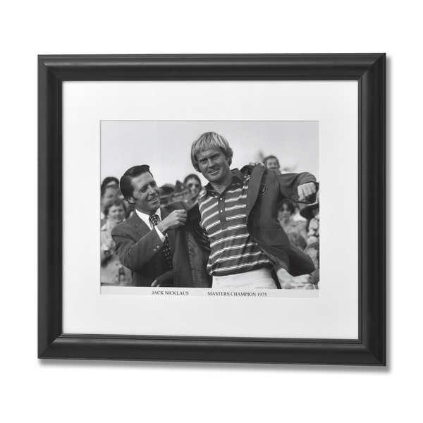 Jack Nicklaus Masters Champion 1975