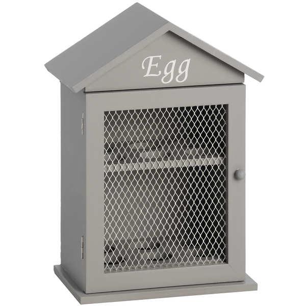 Grey Eggs Cabinet