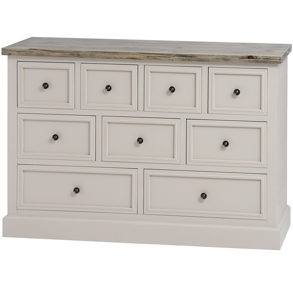 The Studley Collection 9 Drawer Chest