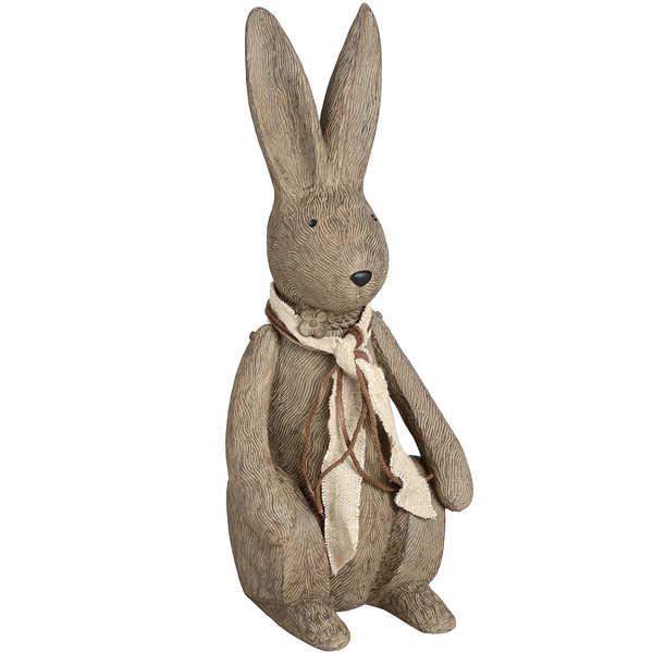 Winter Bunny Rabbit - Large