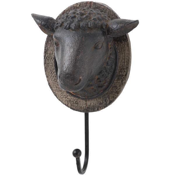 Sheep Head Coat Hook