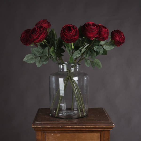 Red Romance Rose