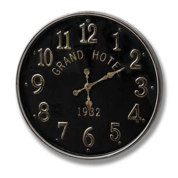 Grand Hotel Clock