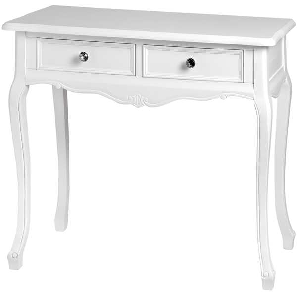 Florence Two Drawer Console Table