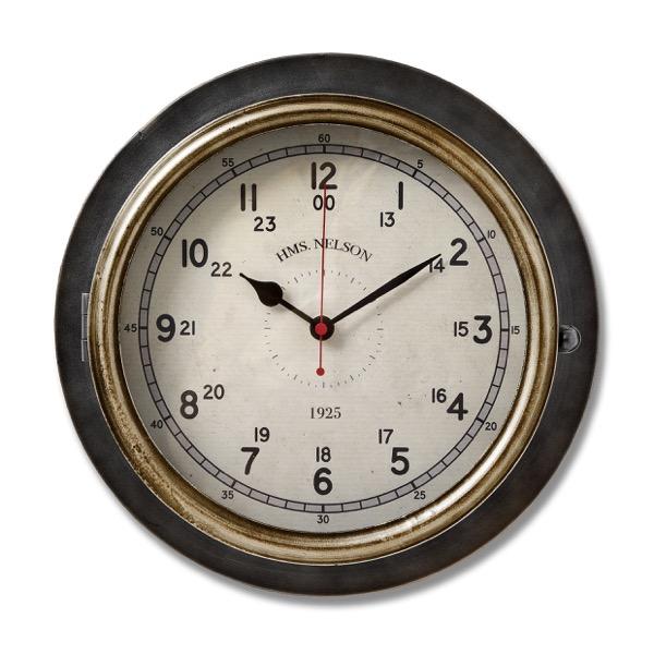 HMS Nelson Clock