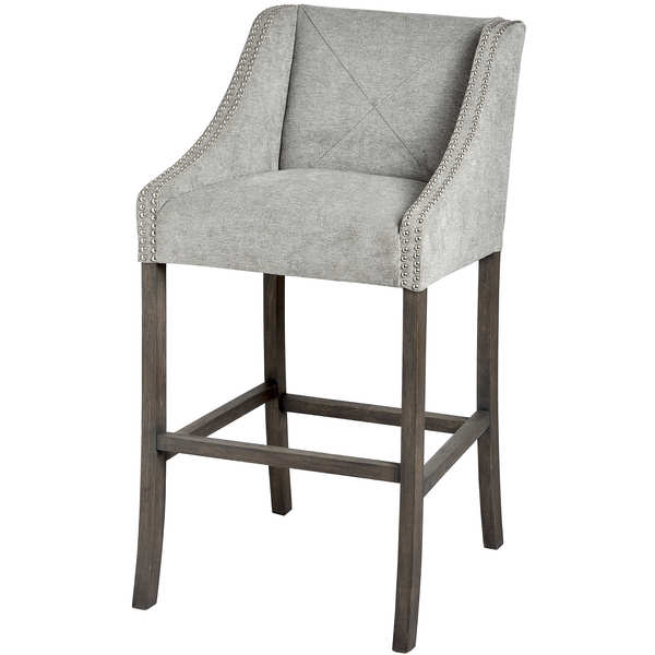 Luxury Ring Back Bar Stool