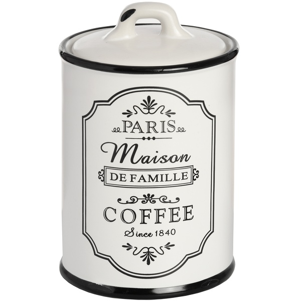 Paris Maison Coffee Cannister