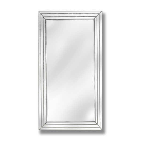 Grand Statement Triple Bevelled Mirror