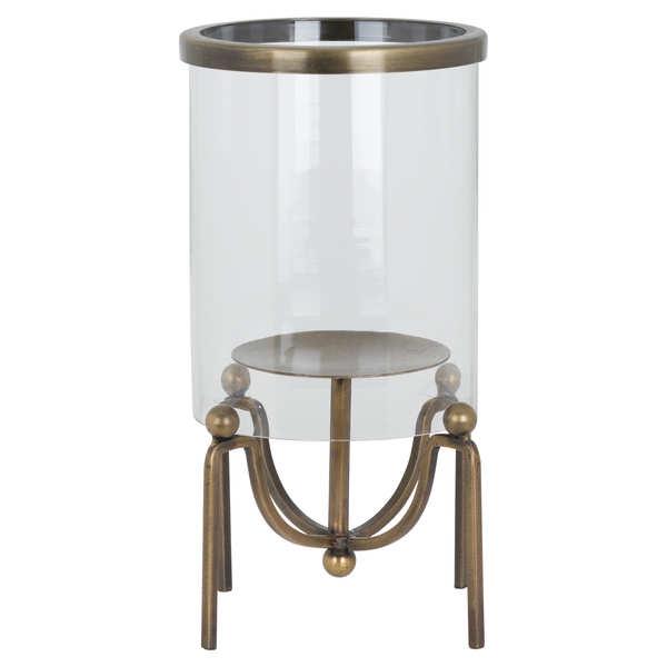 Bronze Hurricane Lantern