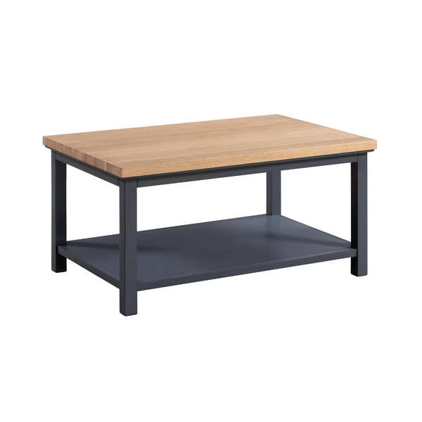 The Richmond Collection Coffee Table With Shelf