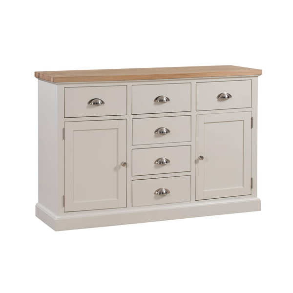 The Ripley Collection Two Door Six Drawer Sideboard