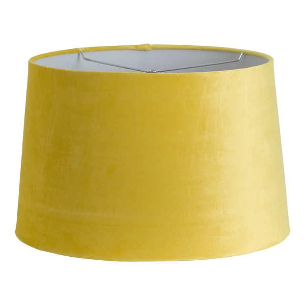 Mustard Velvet Shade