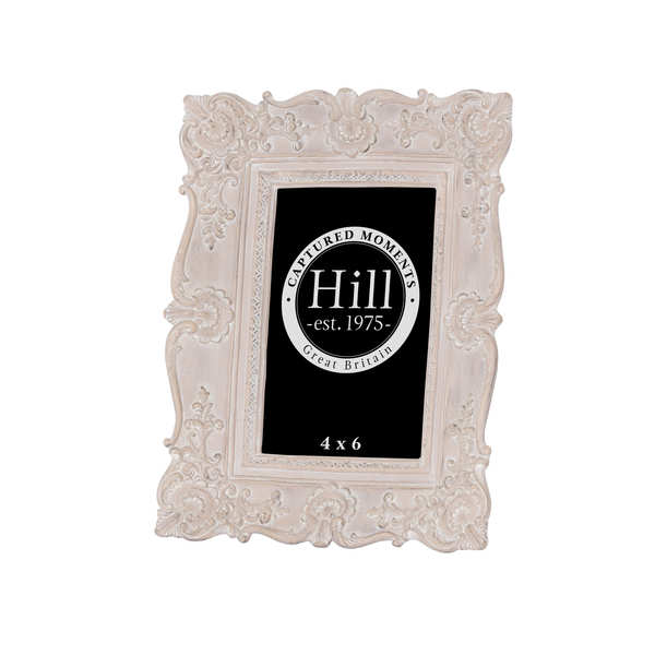 Antique Grey Decorative Photo Frame 4X6