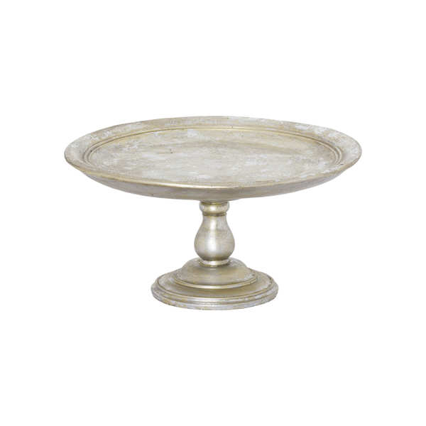 Antique Silver Display Stand