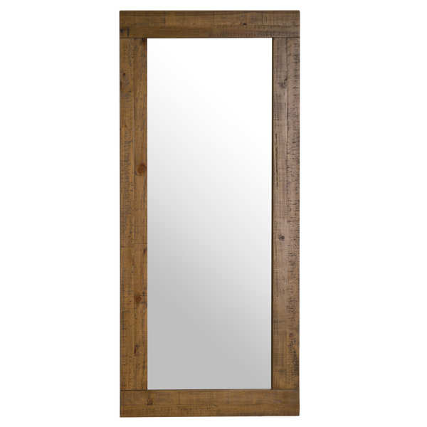 The Deanery Collection Large Plank Mirror