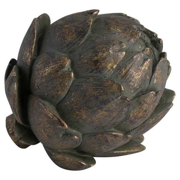 Antique Bronze Artichoke