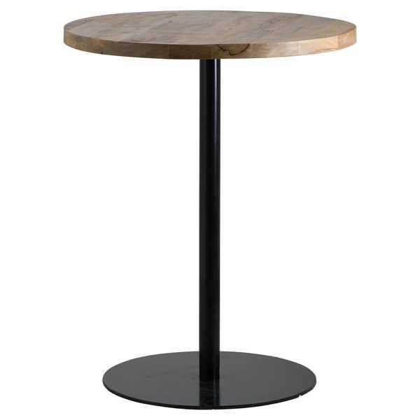 Franklin Hardwood Bar Table
