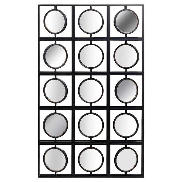 Retro Multi Directional Wall Mirror