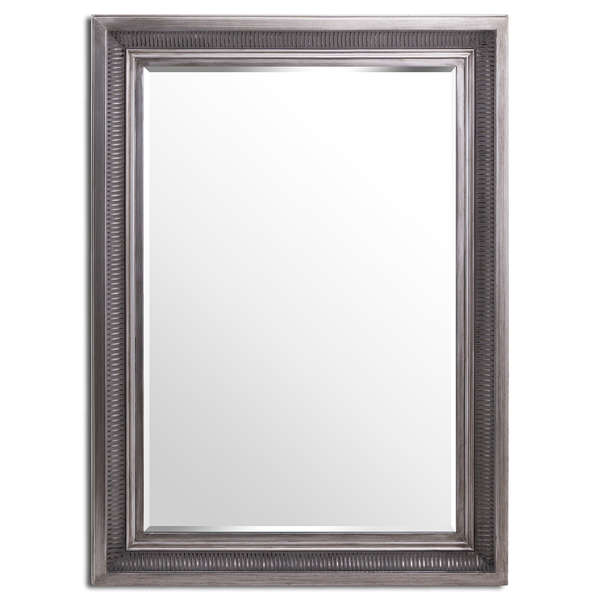 Oscar Antique Silver Mirror