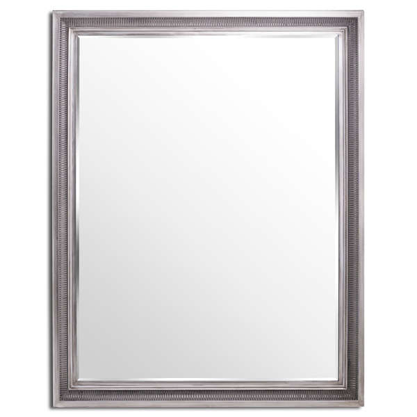 Oscar Antique Silver Mirror Large Mirror