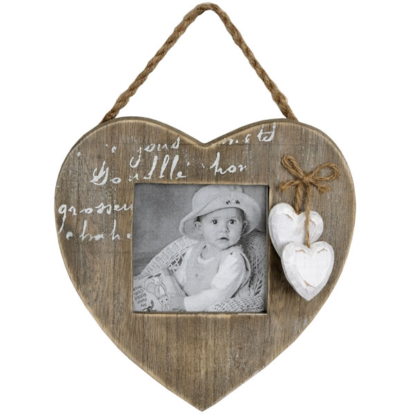 Hanging  Heart  Frame