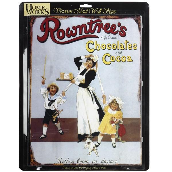 Rowntree's  Plaque  **
