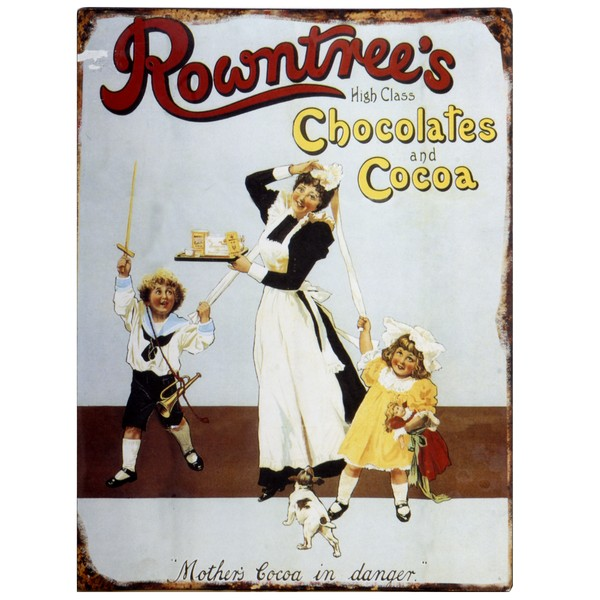 Rowntree's Plaque