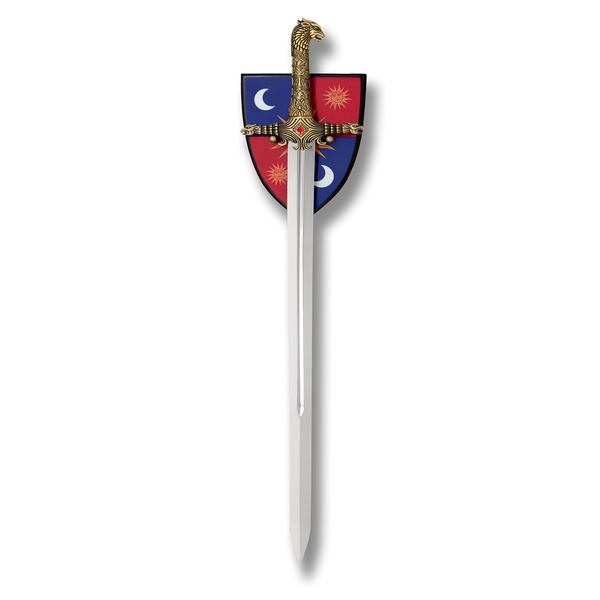 Oathkeeper Sword on Plaque