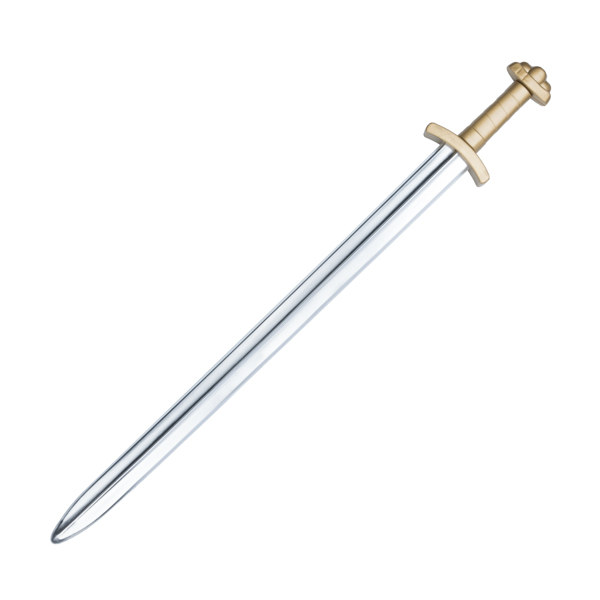 Gold Viking Foam Sword