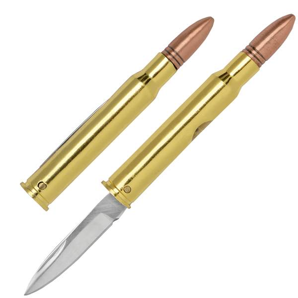 Bigger Bullet Pocket Knife